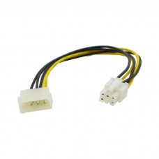 CABLE VGA POWER SUPPLY 6PIN