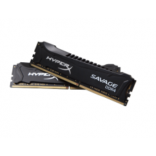 2X4G DDR4 2666 KINGSTON HYPEX