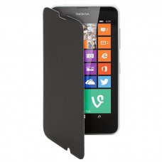 FLIP COVER LUMIA 630 BLACK