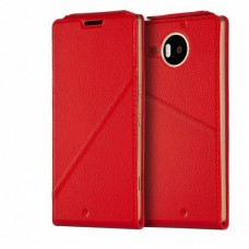 MS LUMIA 950XL FLIP COVER RED
