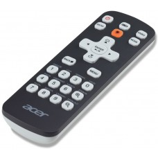 Acer Remote Controller  25 keys, black, enter, Laser stand-alone package