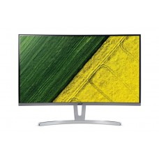 "Monitor Acer ED273Awidpx 69cm (27"") Curved 1800R ZeroFrame 144Hz FreeSync 4ms 100M:1 ACM 250nits VA LED DVI HDMI DP Audio out EURO/UK EMEA White Acer EcoDisplay, 2 years"