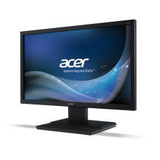 """LOW PRICE! Monitor Acer V226HQLBbd, LED, 21.5"""" (55 cm), Format: 16:9, Resolution: Full HD (1920х1080), Response time: 5 ms, Contrast: 100M:1, Brightness: 200 cd/m2, Viewing Angle: 90°(H) / 65° (V)°, VGA, DVI, Energy Star 6.0, Acer ComfyView, Acer Eco"""