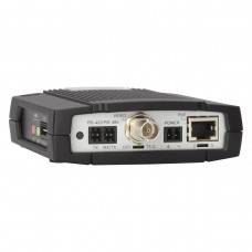 AXIS Q7401 channel video encoder. Multiple, individually configurable H.264 and ..
