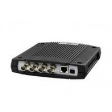 AXIS Q7404; Four-channel video encoder. Multiple, induvidually configurable H.26..