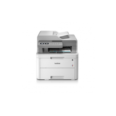 Color LED Multifunctional BROTHER DCPL3550CDW Print, Copy, Scan; Up to 2400 x 60..