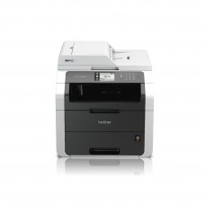 Color LED Multifunctional BROTHER MFC9140CDN, Printer 22 ppm single pass 2400x60..