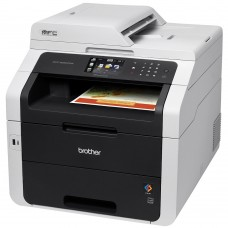 Color LED Multifunctional BROTHER MFC9340CDW, LED, Printer 22 ppm colour&mon..