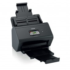 Document scanner BROTHER ADS2800W, A4 Dual CIS, 30 ppm standard in mono&colo..