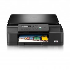 Inkjet Multifunctional BROTHER DCPJ100, Print, Sopy, Scan,  up to 11 mono/6 colo..