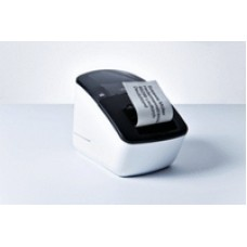 Label Printer BROTHER QL700, DK tape and Label Printer QL700, DK label up to 62 ..