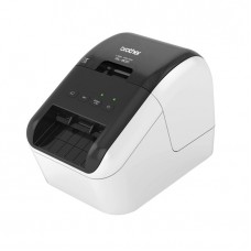 Label Printer BROTHER QL800, DK Rolls up to 62 mm width, 148 mm/s print speed, 3..