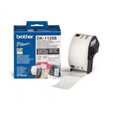 Large Address Label BROTHER 38MM x 90MM x 400