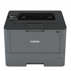 Laser Printer BROTHER HLL5100DN, 40 ppm, Built-in Wired Networking, Print from S..
