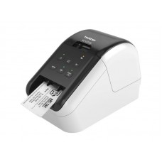 P-Touch Label Printer BROTHER QL810W, DK Rolls up to 62 mm width, 148 mm/s print..