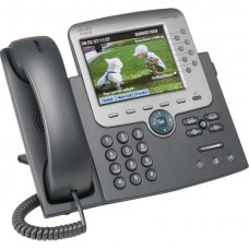 IP Телефон CISCO CP-7975G= Cisco IP Phone 7975, Gig Ethernet, Color, spare