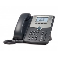 IP Телефон CISCO SPA504G 4 Line IP Phone With Display, PoE and PC Port