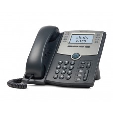 IP Телефон CISCO SPA508G 8 Line IP Phone With Display, PoE and PC Port