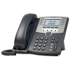 IP Телефон CISCO SPA509G 12 Line IP Phone With Display, PoE and PC Port