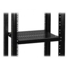 "19"" shelf, depth 650 mm - Fixed, height 1U, high load"