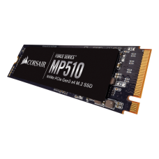 SSD Corsair Force MP510 series NVMe, PCIe Gen 3.0 x4 (PCIe Slot) M.2 2280, 480GB..