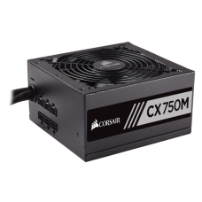 Захранване Corsair Builder CX Series CX750M 80+ Bronze, 750 Watt, ATX, Power Sup..