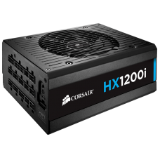 Захранване Corsair HXi Series HX1200i Power Supply, Fully Modular  80+ Platinum ..