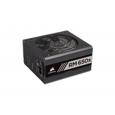 Захранване Corsair RMx Series RM650x Power Supply, Fully Modular 80 Plus Gold 65..
