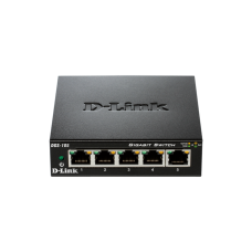 5-Port Gigabit Ethernet Metal Housing Unmanaged Switch