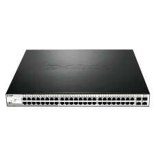 D-Link  DGS-1210-52P 52-Port PoE Gigabit Smart Switch