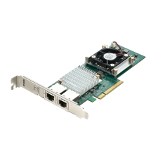 Dual Port 10GBASE-T  RJ45 PCI Express Adapter