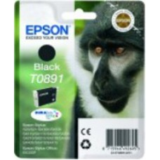 Black Ink Cartridge EPSON for Stylus S20/SX100/SX105/SX200/SX205/210/215/218/SX4..