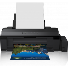 InkJet Printer EPSON L1800, Consumer/Plain, A3+, 6 Ink Cartridges, lMKlCMCY, Man..