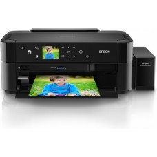 InkJet Printer EPSON L810, Consumer/Plain, Letter, 6 Ink Cartridges, CYlMKlCM, P..