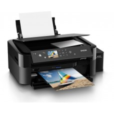 InkJet Printer EPSON L850, Consumer/Plain, Letter, 6 Ink Cartridges, lCMCYlMK, P..