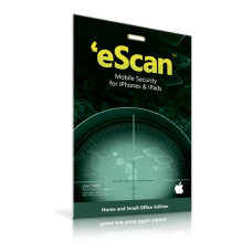 eScan Mobile–Virus Security for iPhones & iPads 1 device/ 1 year