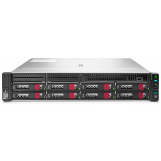 HPE ProLiant DL180 Gen10 2U Rack, Xeon 4110 (2.1GHz/8-core/85W) 8-core 1P, RAM 1..