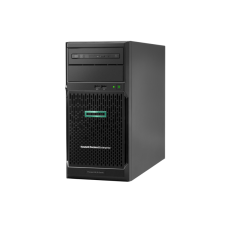 HPE ProLiant ML30 Gen10 4U Tower, E-2124 3.3GHz 4-core 1P, 8 GB UDIMM DDR4 2666,..