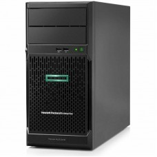 HPE ProLiant ML30 Gen10 4U Tower, Xeon E-2224 (4-Core, 3.4 GHz, 71W) 1P, 8 GB UD..