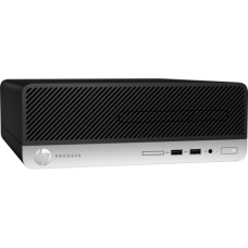 HP ProDesk 400 G6 SFF Intel® Core™ i3-9100 with Intel® UHD Graphics 630 (3.6 GHz..