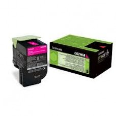 Magenta High Yield Toner Cartridge,3,000 pages,CX410/ CX510, Return Programme