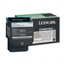 Black High Yield Return Programme Toner Cartridge ,2,500 pages,C540n / C543dn / ..