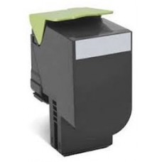 Black Toner Cartridge,1,000 pages,CS310dn / CS310n / CS410dn / CS410dtn / CS410n..