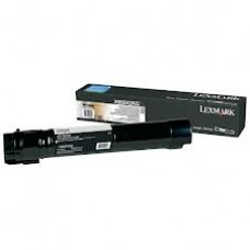 Black Extra High Yield Toner Cartridge ,32,000 pages,X950de / X950de Statoil / X..