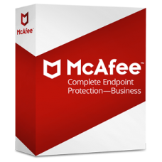 McAfee Complete EndPoint Protection - Business ProtectPLUS Perpetual License wit..