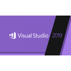 Microsoft®VisualStudio®Professional 2019 Sngl OLP 1License NoLevel