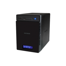 Сторидж Netgear READYNAS 214 (4 BAY DISKLESS) ReadyCLOUD, eSATA, 2x1Gbe, 3x USB3..