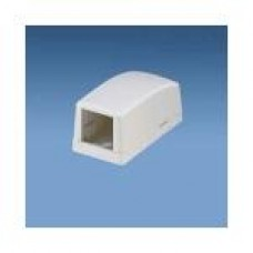 1 Module Space Surface Mount Box