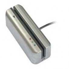 CARDLOCK reader satin chrome