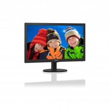 "Monitor Philips 21.5"" TN WLED, 1920x1080@60Hz, 90/65, 5ms, 200cd/m2, Flicke.."